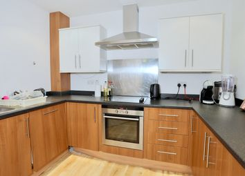 Thumbnail 2 bedroom flat to rent in Station Road, Egham