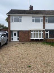 Thumbnail 3 bed semi-detached house to rent in Folly Grove, King's Lynn