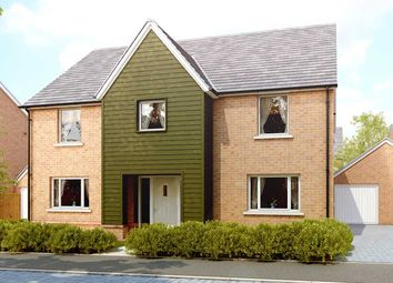 Thumbnail 5 bed detached house for sale in Amesbury Road, Longhedge, Salisbury