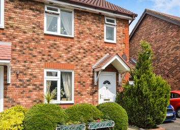 Thumbnail 3 bed semi-detached house for sale in Smithy Drive, Kingsnorth, Ashford