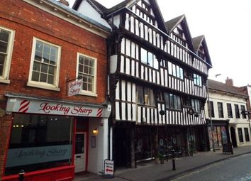 Thumbnail 2 bed flat to rent in Nash House, New Street, Worcester