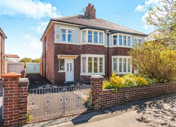 Thumbnail 3 bed semi-detached house for sale in Ashley Road, St. Annes, Lytham St. Annes