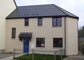 Thumbnail 4 bedroom end terrace house to rent in Old Barn Close, Moretonhampstead