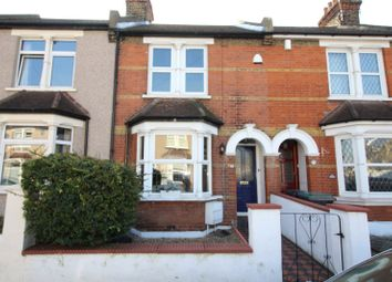 Thumbnail 3 bed terraced house to rent in Portland Avenue, Gravesend, Kent
