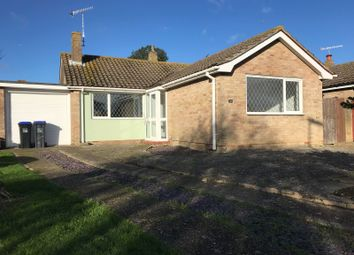 Thumbnail 2 bed detached bungalow for sale in Alfriston Close, Broadwater, Worthing