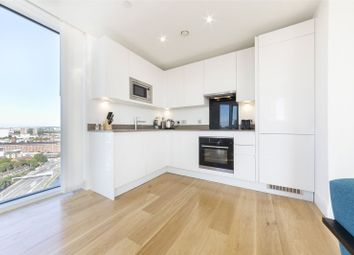 Thumbnail 3 bedroom flat for sale in Sky View Tower, 12 High Street, London