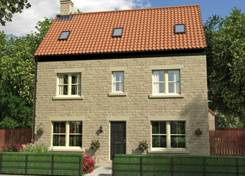 Thumbnail 5 bed detached house for sale in The Orchid, Front Street, Longframlington, Northumberland