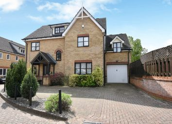 Thumbnail 5 bed detached house for sale in Lomond Way, Stevenage