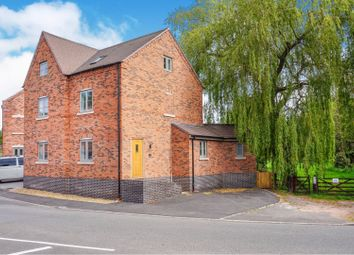Thumbnail 3 bed semi-detached house for sale in The Mill, Yoxall, Burton-On-Trent