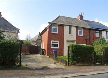 Thumbnail 3 bed semi-detached house for sale in Fielding Road, Blackpool