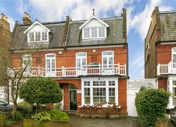 Lawn Crescent, Kew, Surrey TW9. 4 bed semi-detached house for sale