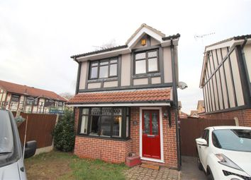 Thumbnail 3 bed detached house for sale in Redstart Close, Spondon, Derby