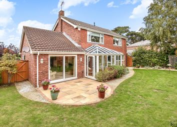 Thumbnail 4 bed detached house for sale in Moorend Grove, Leckhampton, Cheltenham