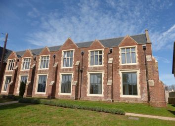 Thumbnail 2 bed flat to rent in Fountain Court, Mount Dinham Court, Exeter