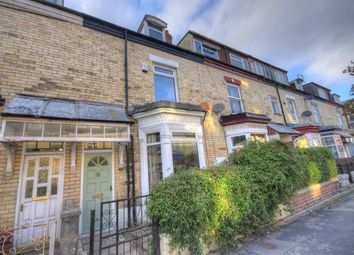 Thumbnail 4 bed terraced house for sale in Haslemere Avenue, Bridlington