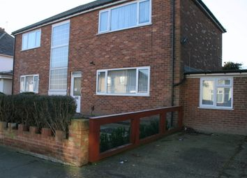 Thumbnail 3 bed maisonette to rent in Keith Road, Hayes