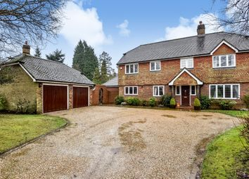 Thumbnail 5 bed detached house to rent in Pinewood Chase, Crowborough