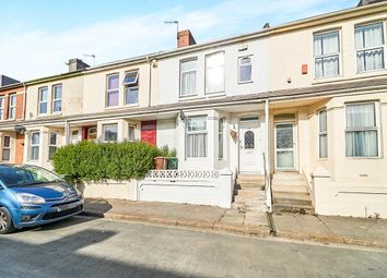 Thumbnail 3 bedroom terraced house for sale in Wordsworth Road, Plymouth