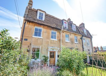 Thumbnail End terrace house for sale in Laburnum Terrace, Batheaston, Bath