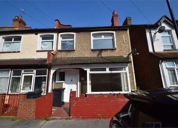 Thumbnail 3 bed end terrace house for sale in Penshurst Road, Thornton Heath, Surrey