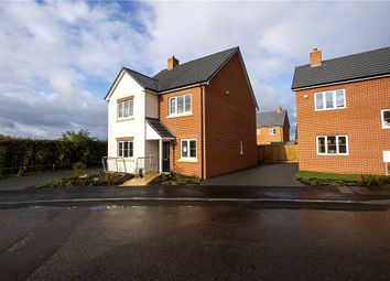 Thumbnail 4 bed detached house for sale in The Arches, Lovell Road, Oakley