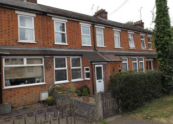 Thumbnail 3 bedroom terraced house for sale in Claydon, Ipswich, Suffolk
