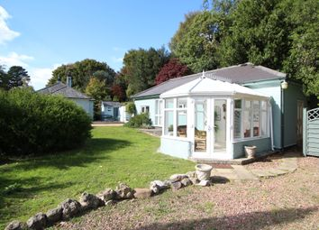Thumbnail 1 bed detached bungalow for sale in Mamhead, Exeter