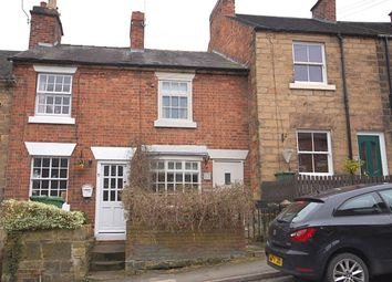 Thumbnail 2 bed terraced house for sale in Mill Lane, Belper