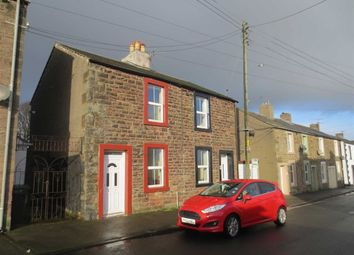 Thumbnail 2 bed cottage for sale in Craika Road, Dearham, Maryport