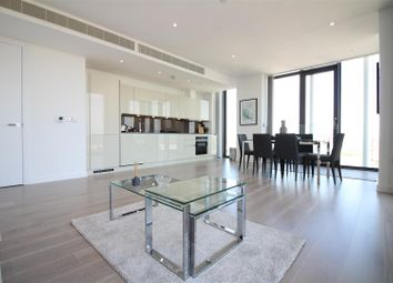 Thumbnail 3 bed flat to rent in Stratosphere Tower, Great Eastern Road, London