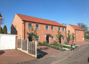 Thumbnail 2 bed terraced house for sale in Quarry Bank, Brandon Way, Park View, Plot Three