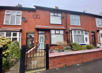 Thumbnail 2 bed terraced house for sale in Bury Old Road, Ainsworth, Bolton