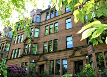 Thumbnail 3 bed flat for sale in 43 Camphill Avenue, Glasgow