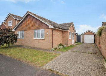 Thumbnail 3 bed detached bungalow for sale in Richmond Drive, New Romney, Romney Marsh, Kent