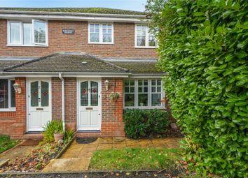 Thumbnail 3 bed end terrace house for sale in Hawthorn Terrace, Brooklands Road, Weybridge, Surrey