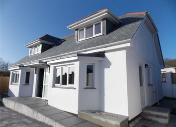 Thumbnail 4 bedroom detached house for sale in Coombe Road, Lanjeth, St Austell