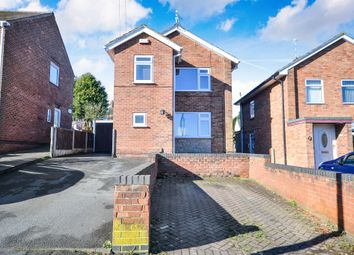 Thumbnail 3 bed detached house for sale in Kirby Road, Newthorpe, Nottingham