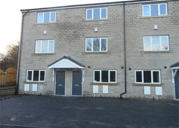 Thumbnail 3 bed terraced house to rent in Town View, Lillands Lane, Rastrick, Brighouse