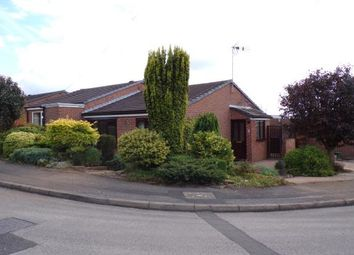 Thumbnail 2 bed bungalow for sale in Woodbridge Close, Chellaston, Derby, Derbyshire