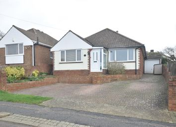Thumbnail 3 bed detached bungalow for sale in Crescent Drive North, Woodingdean, Brighton, East Sussex
