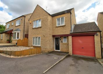 Thumbnail 4 bed detached house for sale in St. Michaels View, Selston, Nottingham