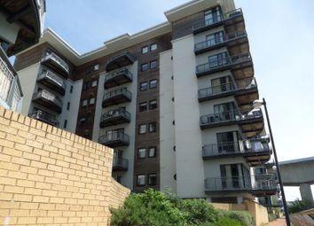 Thumbnail 2 bedroom flat to rent in 41 Catrine Victoria Wharf, Watkiss Way, Cardiff