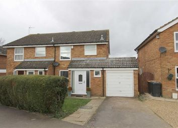 Thumbnail 3 bed semi-detached house for sale in Mercury Way, Leighton Buzzard