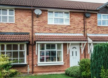 Thumbnail 2 bedroom terraced house to rent in Lordswood Close, Redditch