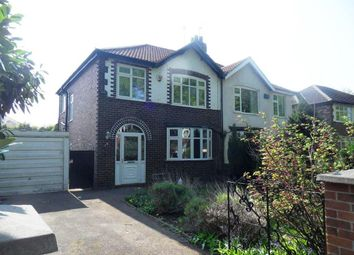 Thumbnail 3 bedroom semi-detached house for sale in Kingsnorth Road, Urmston, Manchester