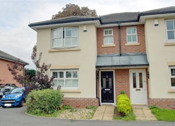 Thumbnail 3 bedroom semi-detached house for sale in Kings Gate, Addlestone, Surrey
