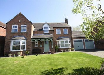 Thumbnail 4 bed detached house for sale in The Shetlands, Retford, Nottinghamshire