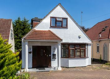 Thumbnail 4 bed bungalow for sale in Stradbroke Grove, Clayhall, Ilford