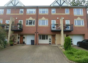 Thumbnail 4 bedroom town house for sale in The Residences, Scholes Lane, Prestwich, Manchester