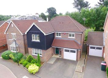 Thumbnail Detached house for sale in Highwood Park, Crawley